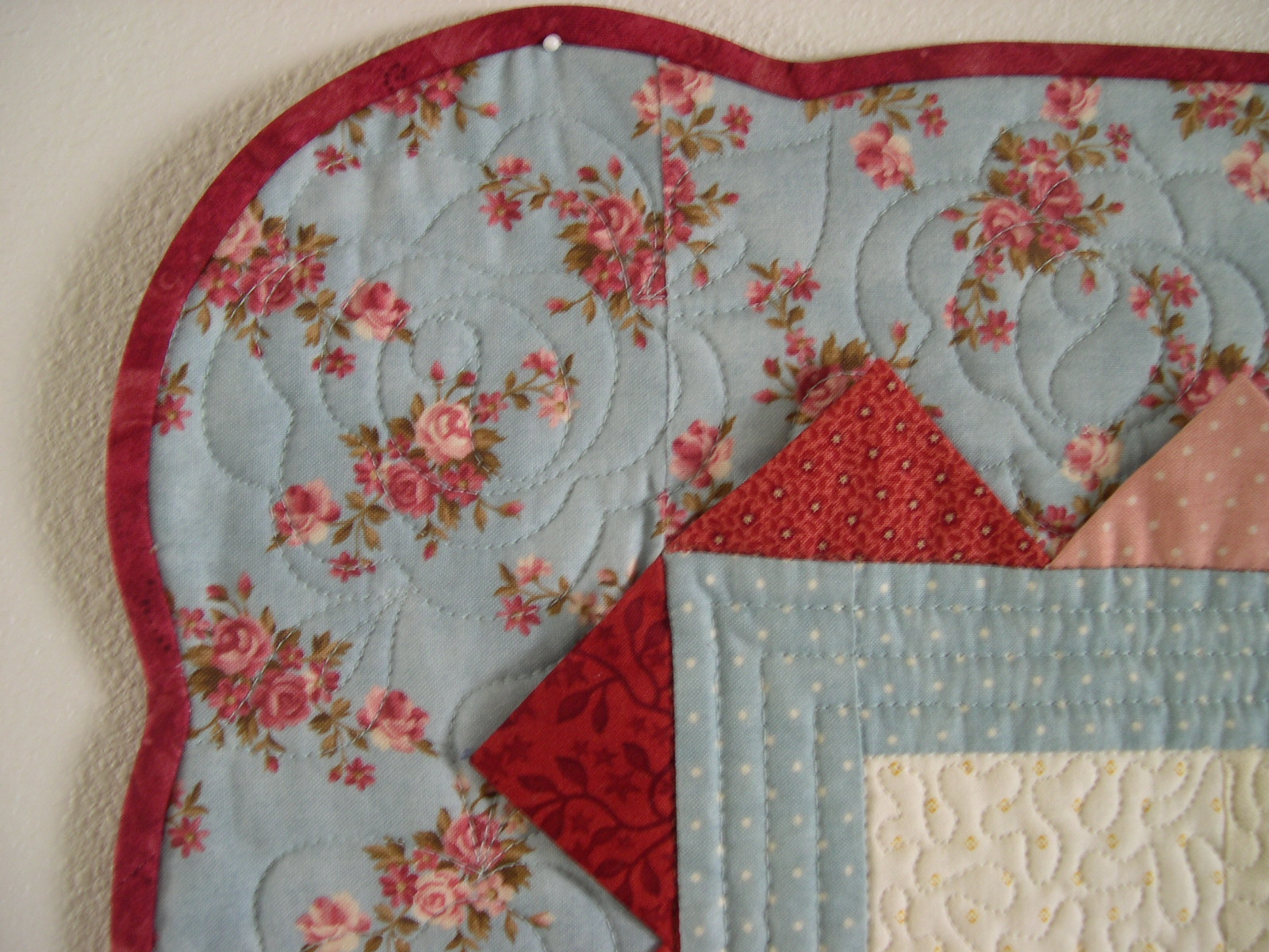 Quiltscapes : multiple quilt borders - Adamdwight.com